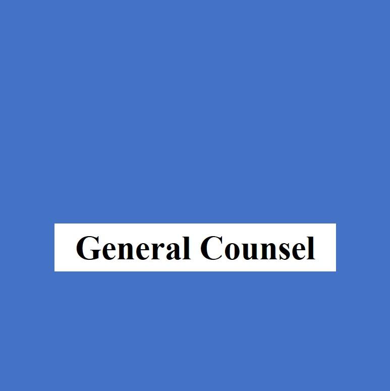 gen counsel