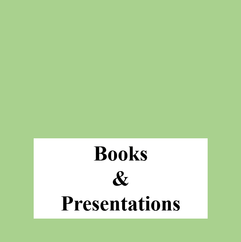 Books and Presentations